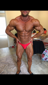 Ukbff qualifier 6 weeks later